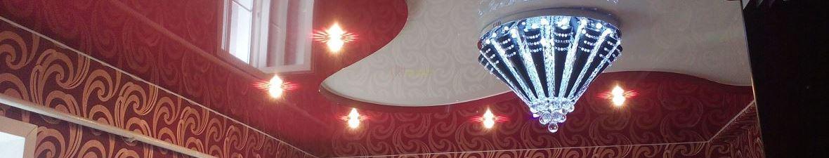 Натяжные потолки в Орле
